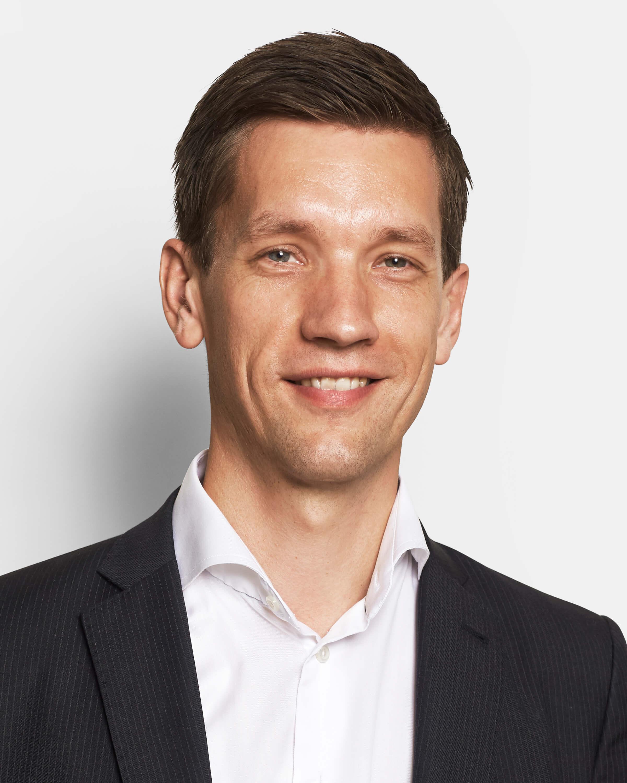 Ulrik P. Bornø